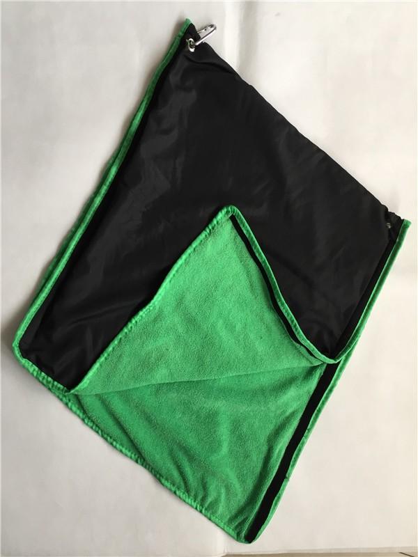 Golf Rain Hood Towel