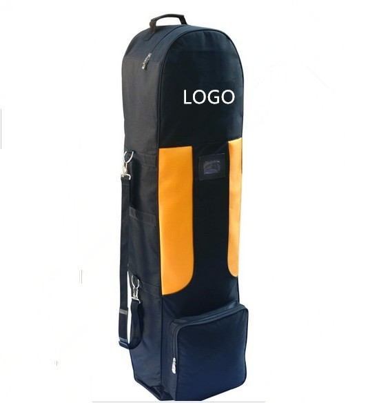 Golf Bag Travel Cover with wheel